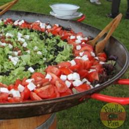 Salads & Vegetarian